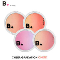 グラデーションカラー♪B by BANILA■CHEER GRADATION CHEEK