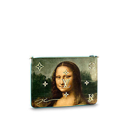 Louis Vuitton☆ポーチ☆限定激レアMASTERSCOLLECTION☆即発送☆