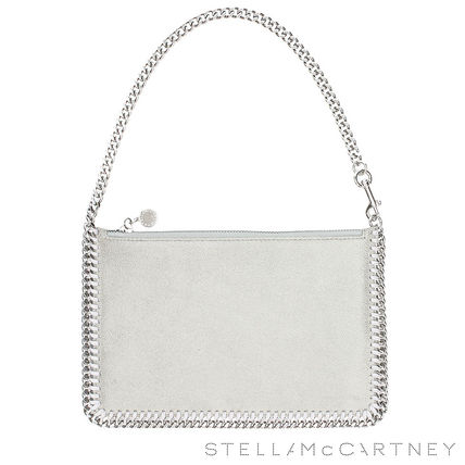 Stella McCartney ハンドバッグ 追跡ありで安心☆STELLA MCCARTNEY FALABELLA SHAGGY DEER PURSE