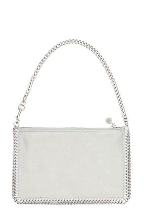 Stella McCartney ハンドバッグ 追跡ありで安心☆STELLA MCCARTNEY FALABELLA SHAGGY DEER PURSE(4)