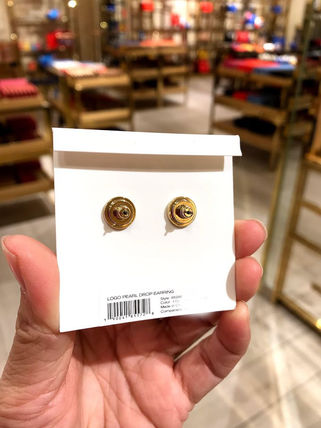 Tory Burch ピアス 即発 Tory Burch★Pearl Drop Earrings ピアス*とても上品(5)