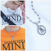 ANOTHERYOUTH(アナザーユース) ネックレス・チョーカー 日本未入荷[ANOTHERYOUTH] A pendant necklace
