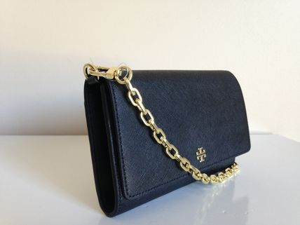 TORY BURCH EMERSON CHAIN WALLET セール !!!即発送