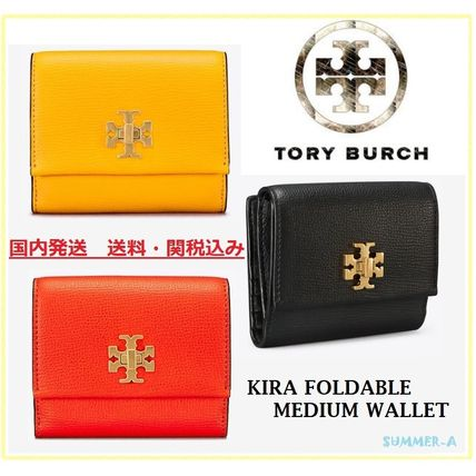 【Tory Burch】SALE☆KIRA 折りたたみ財布 MEDIUM