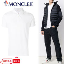 【21】MONCLER 国内発送 ポロシャツ
