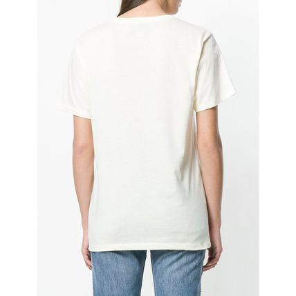 GUCCI Tシャツ・カットソー GUCCI  ロゴ♪ シティ プリント Tシャツ 【関税・送料込み】(5)