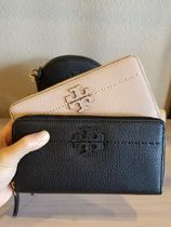 【即発3-5日着】TORY BURCH◆McGRAW ZIP WALLET◆41847◆長財布