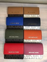 【即発◆3-5日着】Michael Kors◆Logo Card Case ID Key Holder
