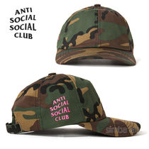 【日本未発売】 Anti Social Social Club / Wine Cap キャップ