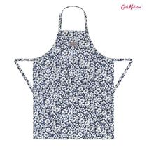 Cath Kidston☆APRON DIDWORTH FLOWERS NAVY