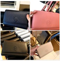 セール!即発送 Tory Burch BOMBE FLAT WALLET CROSSBODY