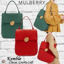 Mulberry☆Kemble-Classic Grainy Calf- トートバッグ