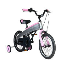 Mercedes-Benz KIDS BIKE 16inch MB-16 ライトピンク