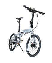 Mercedes-Benz FOLDING BIKE 20inch MB-20FD-ST9 シルバー