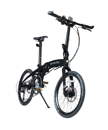Mercedes-Benz FOLDING BIKE 20inch MB-20FD-ST9 マットブラック