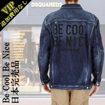 "◆◆VIP◆◆D SQUARED2  ""Be Cool Be Nice"" デニム/日本完売品"