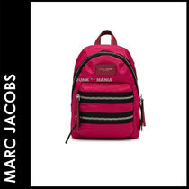 MARC JACOBS(マークジェイコブス) マザーズバッグ ★3-7日着/追跡&関税込【即発・MARC JACOBS】MINI BACKPACK/RB