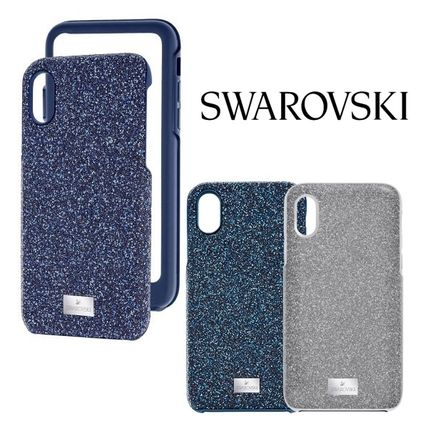 SWAROVSKI iPhone・スマホケース 【iPhone X】HIGH iPhoneケース【関税・送料込】