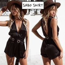 AU発★日本未入荷★SABO SKIRT Addix Plunging Playsuit