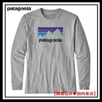 【2018SS◆関税込】Patagonia◆Men's Long-Sleeved Tee
