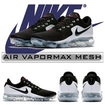 "ベイパーマックス NIKE AIR VAPORMAX ""BLACK METALLIC SILVER"""