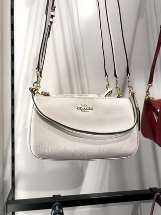 Coach ショルダーバッグ・ポシェット COACH★TOP HANDLE POUCH 2wayショルダー F25591(2)