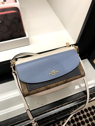 Coach ショルダーバッグ・ポシェット COACH★TOP HANDLE POUCH 2wayショルダー F25591(6)