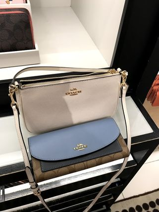 Coach ショルダーバッグ・ポシェット COACH★TOP HANDLE POUCH 2wayショルダー F25591(7)