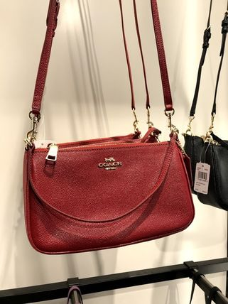Coach ショルダーバッグ・ポシェット COACH★TOP HANDLE POUCH 2wayショルダー F25591(8)