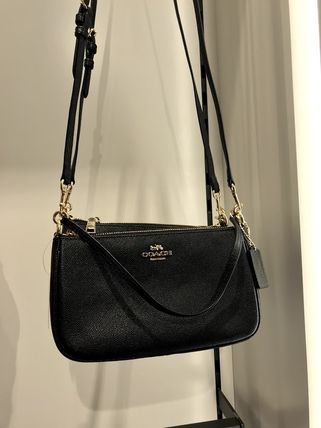 Coach ショルダーバッグ・ポシェット COACH★TOP HANDLE POUCH 2wayショルダー F25591(9)