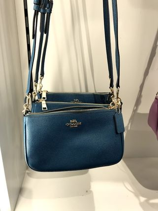 Coach ショルダーバッグ・ポシェット COACH★TOP HANDLE POUCH 2wayショルダー F25591(10)