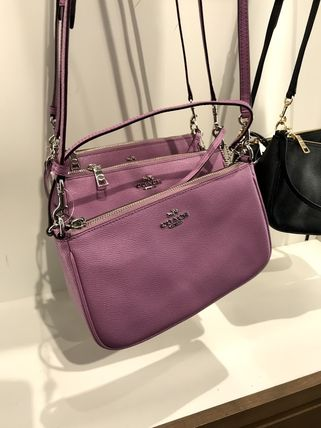 Coach ショルダーバッグ・ポシェット COACH★TOP HANDLE POUCH 2wayショルダー F25591(11)