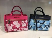 【Michael Kors】新作☆花柄 HAILEE XS SATCHEL 2way バッグ☆