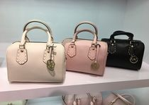 【Michael Kors】新作☆ARIA SMALL SATCHEL 2way バッグ☆