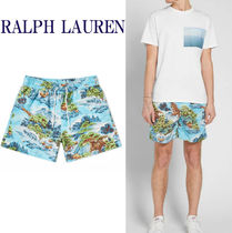 ★Ralph Lauren★ HAWAIIAN TRAVELLER SWIM SHORT★関送込★