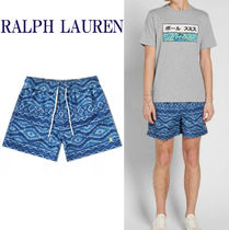 ★Ralph Lauren★INDIGO BLANKET TRAVELLER SWIM SHORT★