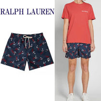 ★Ralph Lauren★ ANCHOR KNOTS SWIM SHORT★関送込★