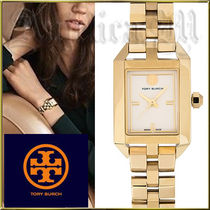 ★安心ヤマト便★TORY BURCH Dalloway Ivory Dial TRB1100