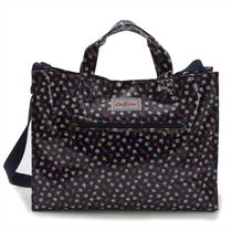 CathKidston トートバッグ 710633 OpCrylwSp Lucky Rose