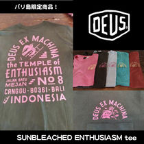 NEW!!ロンT★デウス★SUNBLEACHED ENTHUSIASM Tee 追跡送料込