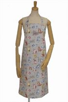 CathKidston エプロン 713788 Apron Cats PALE_GRY