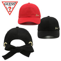 Guess★バックリボンキャップ