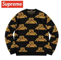 【18SS】Supreme UNDERCOVER Public Enemy Sweater