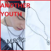 ANOTHERYOUTH★正規品★a pendant necklace ネックレス/安心追跡