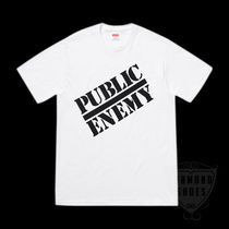 SS18 SUPREME UNDERCOVER PUBLIC ENEMY TEE WHITE S-XL 送料無料