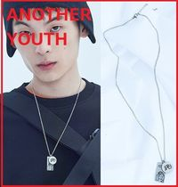 ANOTHERYOUTH(アナザーユース) ネックレス・チョーカー ANOTHERYOUTH★正規品★2 pendant necklace ネックレス/安心追跡