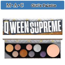 新作☆MAC Girls Palette シリーズ☆QUEEN SUPREME PALLETE