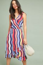 期間限定セール! Anthropologie Daphne Wrap Dress