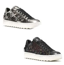 <SALE>2色 COACH C101 Low Top Sneaker