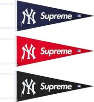 15S/S Supreme New York Yankees Pennant ヤンキース ペナント